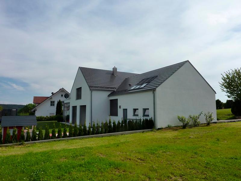 Wohnhaus mit Steildach Dingolfing